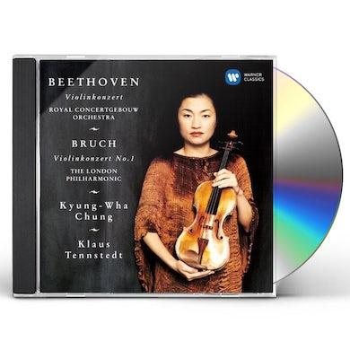 Chung Kyung-Wha BEETHOVEN & BRUCH: VIOLIN CONCERTOS CD