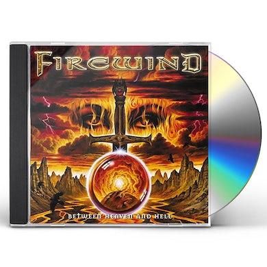 BETWEEN HEAVEN & HELL CD