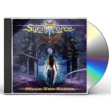Silent Force WALK THE EARTH CD