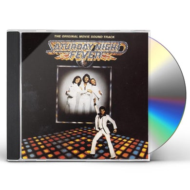 SATURDAY NIGHT FEVER / Original Soundtrack CD