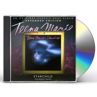 Teena Marie STARCHILD CD