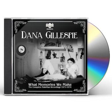 WHAT MEMORIES WE MAKE: COMPLETE MAINMAN RECORDINGS CD