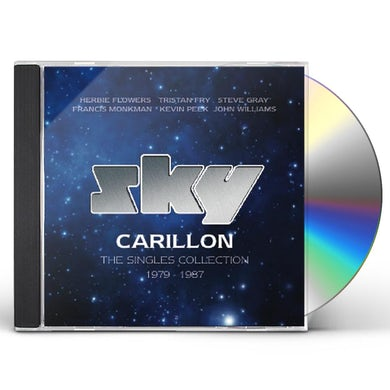 Sky CARILLON: THE SINGLES COLLECTION 1979-1987 CD