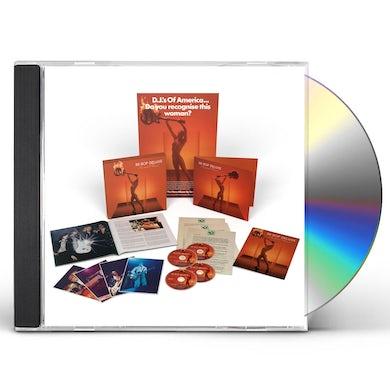 Be Bop Deluxe SUNBURST FINISH CD