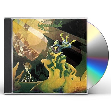 GREENSLADE CD