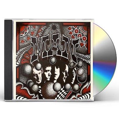 Man REANIMATED MEMORIES CD