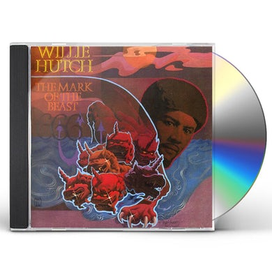 Willie Hutch MARK OF THE BEAST CD