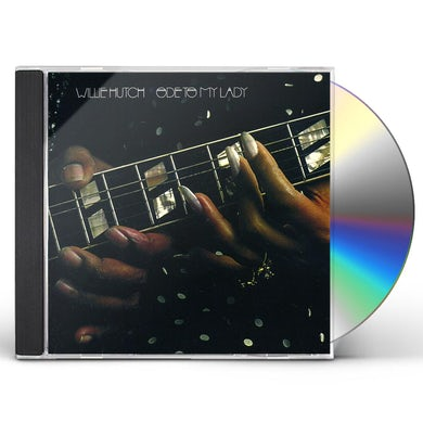 Willie Hutch ODE TO MY LADY CD