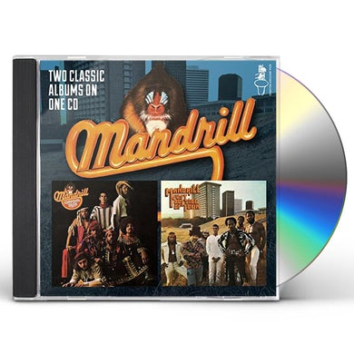 Mandrill COMPOSITE TRUTH / JUST OUTSIDE OF TOWN CD