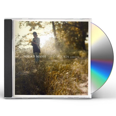 Souad Massi O HOURIA CD