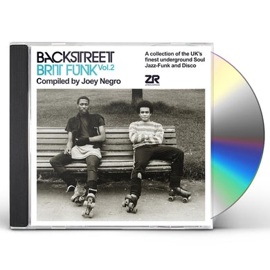 BACKSTREET BRIT FUNK 2 CD