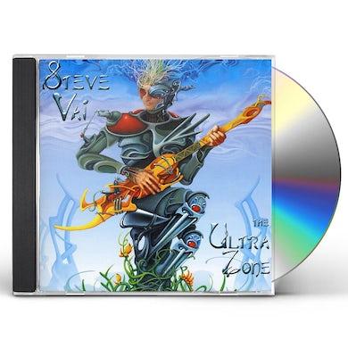 Steve Vai ULTRA ZONE CD