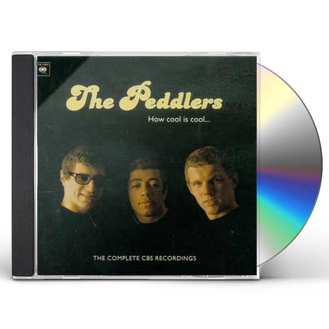 Peddlers HOW COOL IS COOL CD