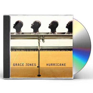 Grace Jones HURRICANE CD