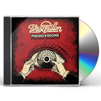 Wax Tailor PHONOVISIONS SYMPHONIC ORCHESTRA CD