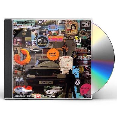 Neil Landstrumm RESTAURANT OF ASSASSINS CD