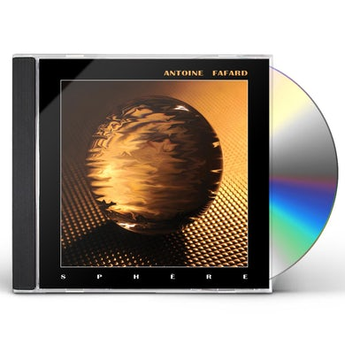 Antoine Fafard SPHERE CD