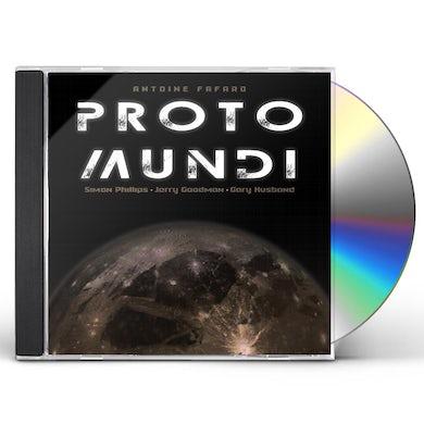 Antoine Fafard PROTO MUNDI CD