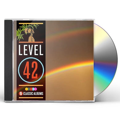 Level 42 5 CLASSIC ALBUMS CD