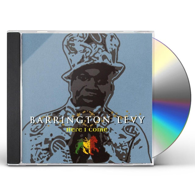 Barrington Levy HERE I COME CD