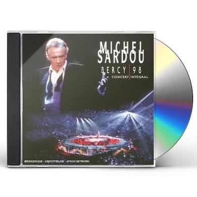 Michel sardou BERCY 98 CD