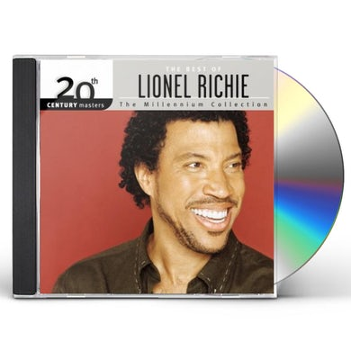 Lionel Richie 20TH CENTURY MASTERS: MILLENNIUM COLLECTION CD