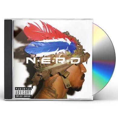 N.E.R.D. NOTHING CD