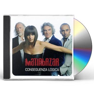 MATIA BAZAR CONSEGUENZA LOGICA CD