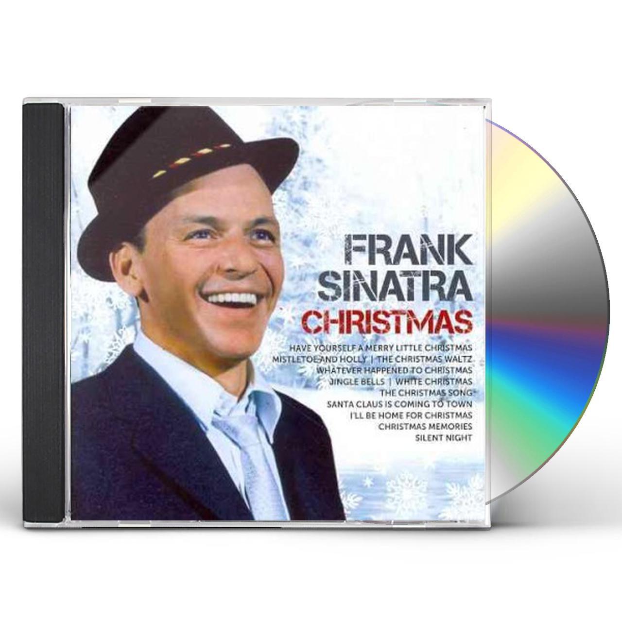 Frank Sinatra Christmas.Frank Sinatra Icon Christmas Cd