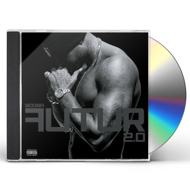 Booba FUTUR 2.0 REEDITION CD