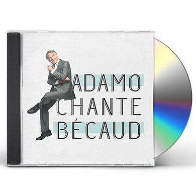 Salvatore Adamo ADAMO CHANTE BECAUD CD