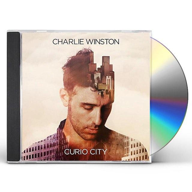 Charlie Winston CURIO CITY CD
