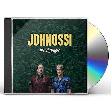 Johnossi BLOOD JUNGLE CD