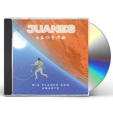 Juanes MIS PLANES SON AMARTE CD