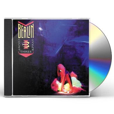 Berlin COUNT THREE & PRAY CD