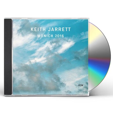 Keith Jarrett MUNICH 2016 (2 CD) CD