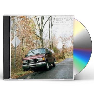 Wonder Years SLEEPING ON TRASH CD