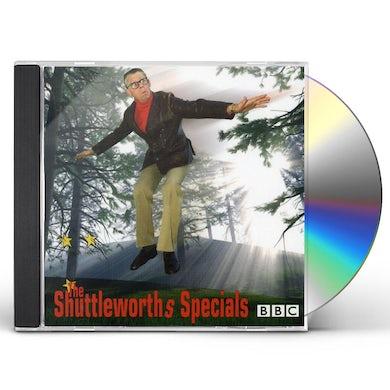 John Shuttleworth SHUTTLEWORTH SPECIALS CD