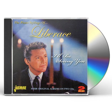 Liberace I'LL BE SEEING YOU CD