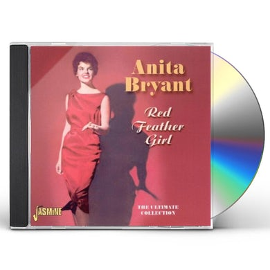 Anita Bryant RED FEATHER GIRL / ULTIMATE CD