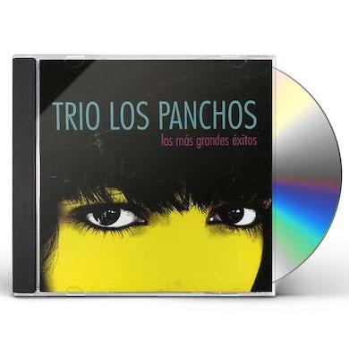 Trio Los Panchos VOL. 2-GRANDES EXITOS DE LOS PANCHOS CD