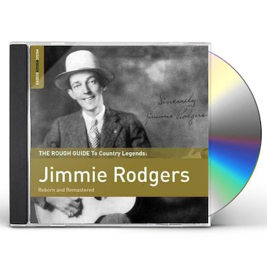 Rough Guide to Country Legends: Jimmie Rodgers [Digipak] CD