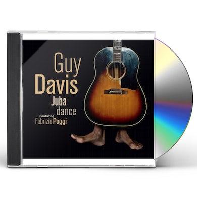 Guy Davis JUBA DANCE CD