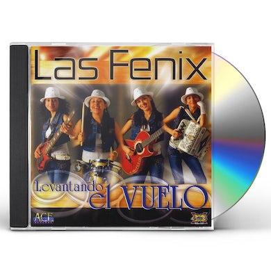 Fenix LEVANTANDO EL VUELO CD