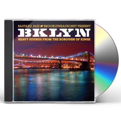 BKLYN (BASTARD JAZZ PRESENTS) CD