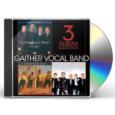 Gaither Vocal Band 3 CD COLLECTION CD