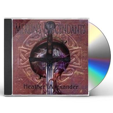 Heather Alexander MERLIN'S DESCENDANTS CD