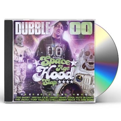 DubbleOO SPACE AGE HOOD SLAP CD