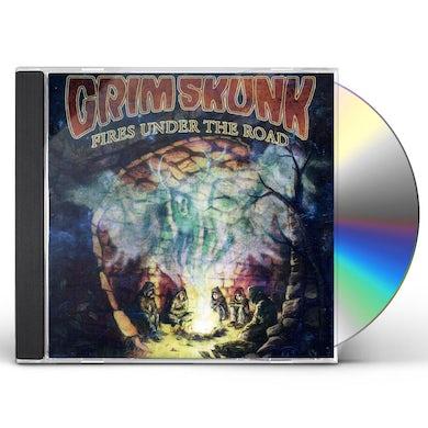 GRIMSKUNK FIRES UNDER THE ROAD CD