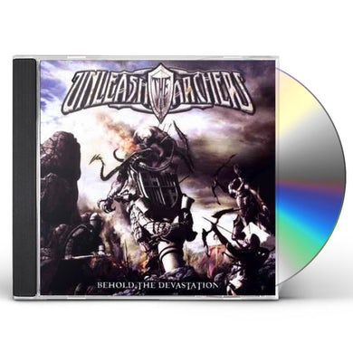 Unleash The Archers BEHOLD THE DEVASTATION CD